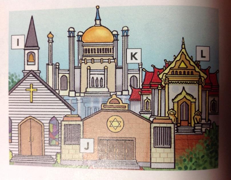 視覚で覚えるのは楽しいですね!世界の宗教については、いずれもっと詳しく勉強したいと思います!